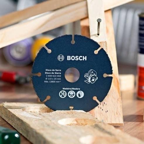 Disco Especial Bosch para madeira